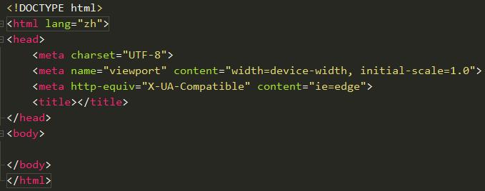 HTML/CSS速写神器之Emmet语法