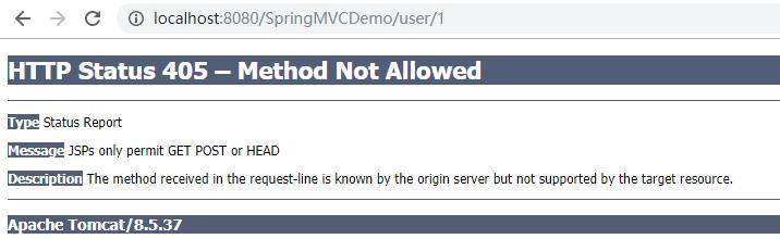 Restful风格——SpringMVC框架系列教程(3)