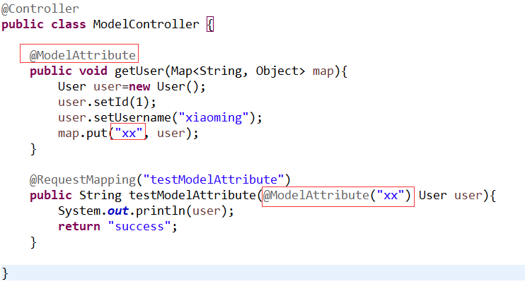 处理模型数据及@ModelAttribute注解使用——SpringMVC框架系列教程(6)