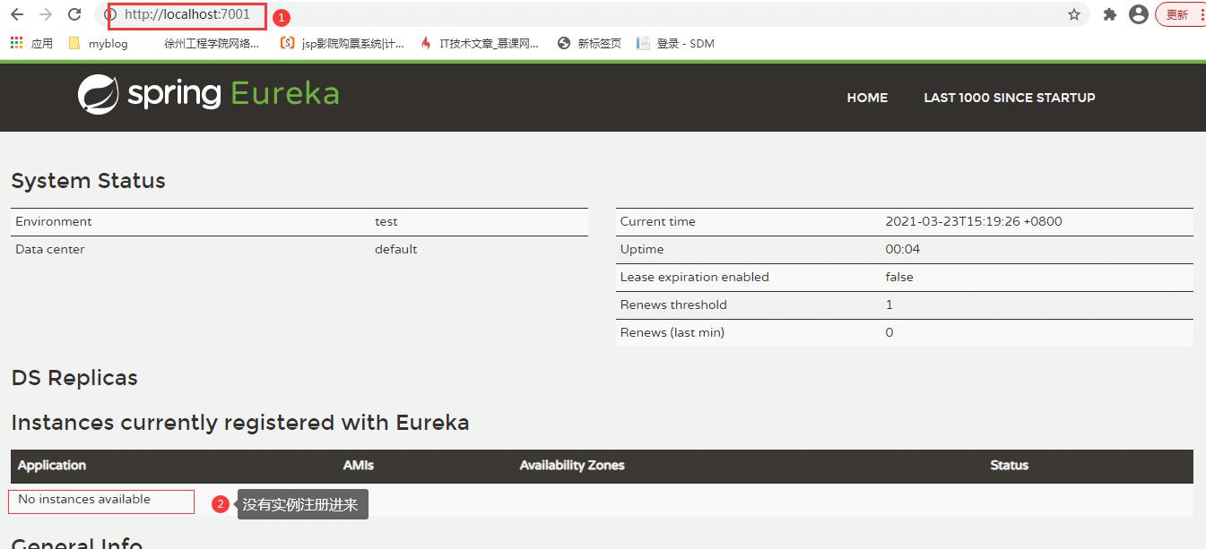 单机版Eureka构建—SpringCloud(H版)微服务学习教程(8)