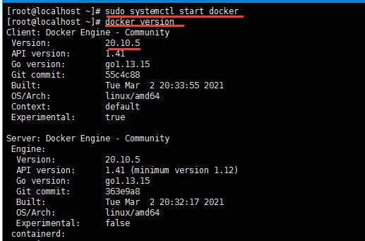 Docker安装、运行、卸载—Docker学习教程(2)